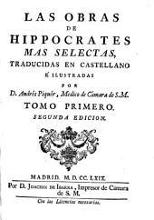 Las obras de Hippocrates mas selectas