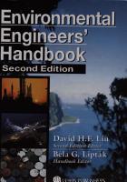 Environmental Engineers  Handbook  Second Edition PDF