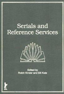 Serials and Reference Services PDF