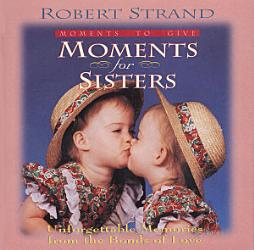 Moments For Sisters Book PDF