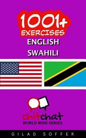 1001+ Exercises English - Swahili