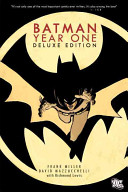 Batman  Year One Deluxe  New Edition