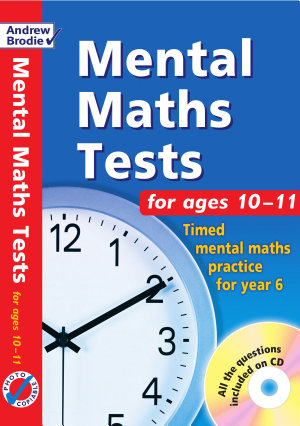 Mental Maths Tests for Ages 10 11