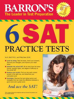 6 SAT Practice Tests PDF