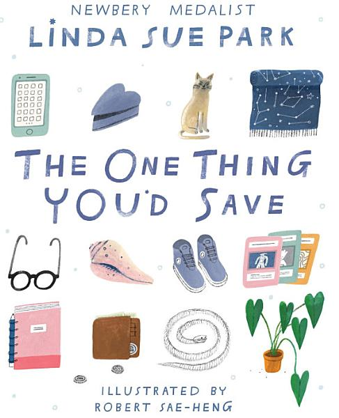 Download The One Thing You d Save Book
