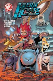 Hero Cats #4: Issue 9