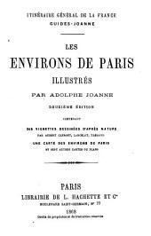 Les environs de Paris illustrés