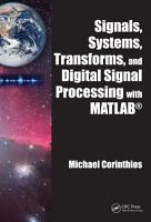 Signals  Systems  Transforms  and Digital Signal Processing with MATLAB PDF