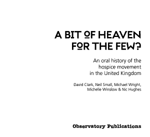 A Bit of Heaven for the Few  PDF