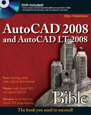 AutoCAD 2008 and AutoCAD LT 2008 Bible PDF
