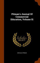 Pitman's Journal of Commercial Education