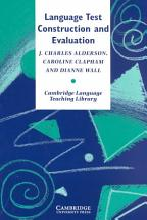 Language Test Construction and Evaluation PDF