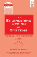 THE ENGINEERING DESIGN OF SYSTEMS MODELS & METHODS