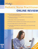 Mosby's Pediatric Nurse Practitioner Online Review