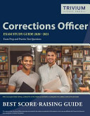 Corrections Officer Exam Study Guide 2020 2021 PDF