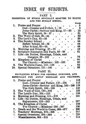Hymns and sacred songs, for Sunday schools and social worship [ed. by G.B. Bubiar].
