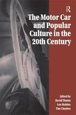 The Motor Car and Popular Culture in the Twentieth Century