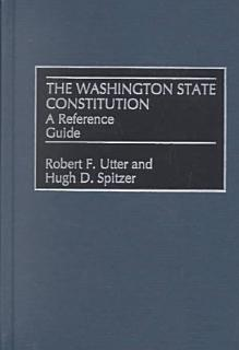 The Washington State Constitution Book