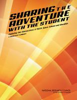 Sharing the Adventure with the Student PDF