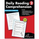 Daily Reading Comprehension Grade 2 PDF