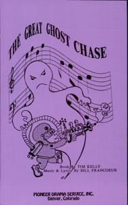 the great ghost chase Book