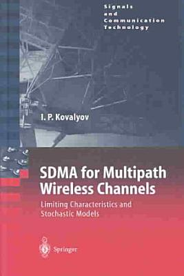 SDMA for Multipath Wireless Channels PDF