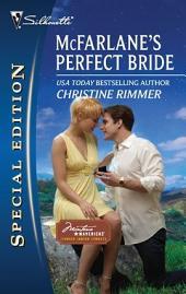 McFarlane's Perfect Bride: A Single Dad Romance
