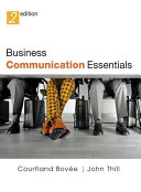 Business Communication Essentials And Cd Package Book PDF