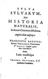 Historia naturalis in decem centurias distributa