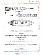 Portrait and Biographical Album of Rock Island County, Illinois
