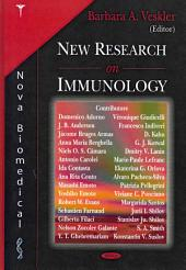 New Research on Immunology