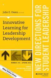 Innovative Learning For Leadership Development Book PDF