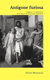 Antigone furiosa