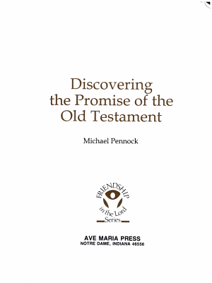 Discovering the Promise of the Old Testament