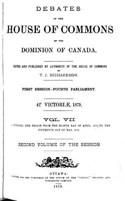 Official Report of Debates  House of Commons