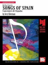 Songs of Spain (Piano/Vocal)