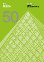 Paris in Fifty Design Icons PDF