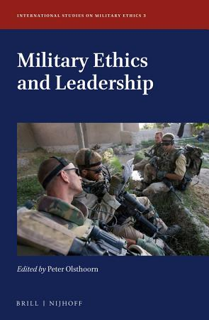 Military Ethics and Leadership PDF