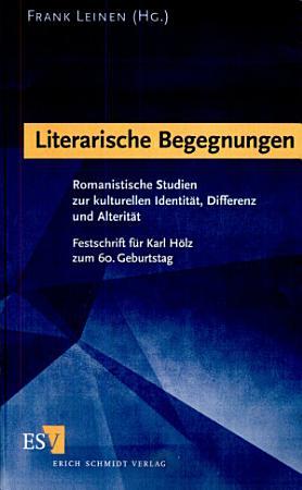 Literarische Begegnungen PDF