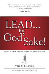 Lead For God S Sake  Book PDF