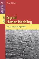 Digital Human Modeling PDF