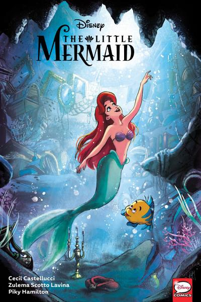Download Disney The Little Mermaid Book