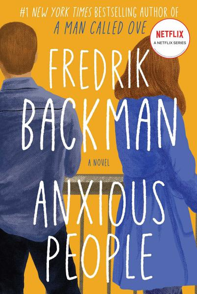 Download Anxious People Book