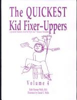 The Quickest Kid Fixer Uppers PDF