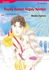 Royally Bedded, Regally Wedded: Harlequin Comics