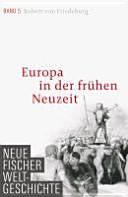 Europa in der fr  hen Neuzeit PDF