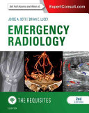Emergency Radiology  the Requisites PDF