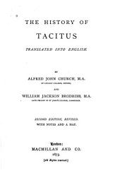 The History of Tacitus