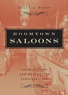 Boomtown Saloons Book