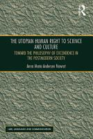 The Utopian Human Right to Science and Culture PDF